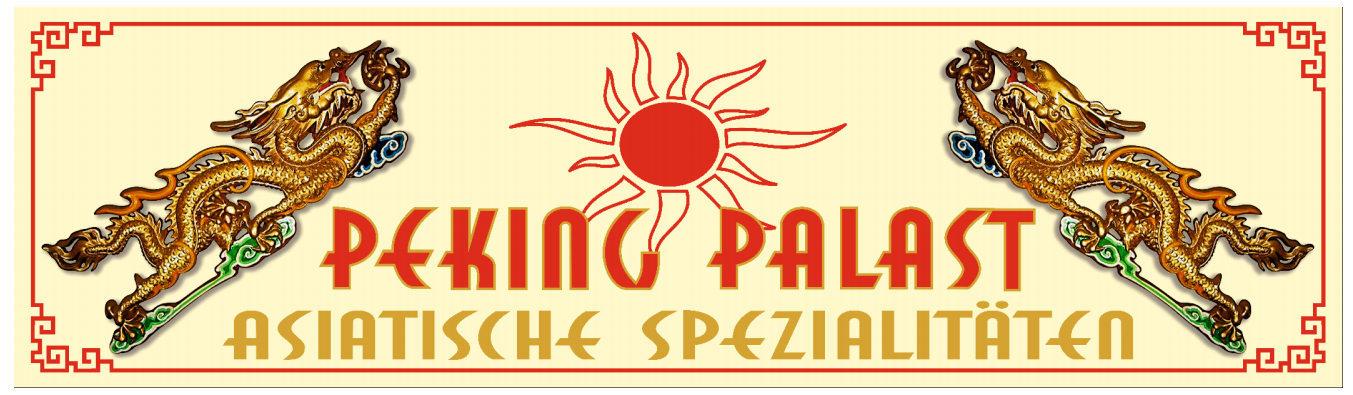 Peking Palast - Asiatisches Restaurant in Leipzig - Getränke